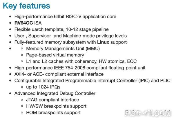 国外芯片技术交流-Rostec致力2025年为笔记本电脑带来8核RISC-V处理器risc-v单片机中文社区(5)
